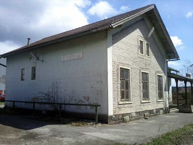 Gc5rjv2 lost place bahnhof ottenschlag traditional cache for Spiegel unlocker