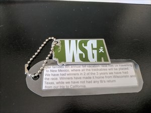 Front of tag