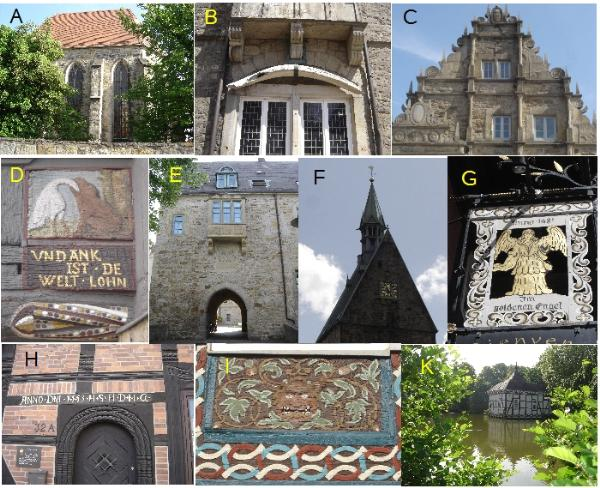 gc1tt9t stadthagen historischer rundgang unknown cache in niedersachsen germany created by. Black Bedroom Furniture Sets. Home Design Ideas