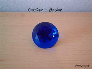 GeoGem - Saphir