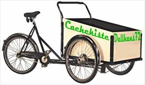 D72 Cachekiste