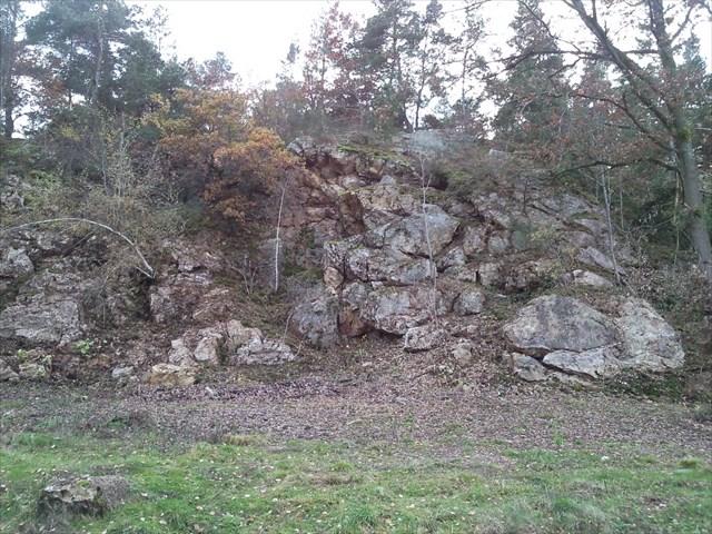 Chodovská skála
