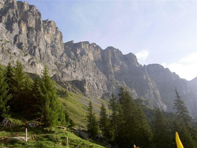 Klettersteig Tälli : Trekking tälli klettersteig anita panzer