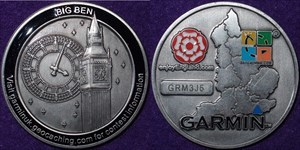 Garmin Visit UK - Big Ben