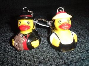 Black Forest ducks
