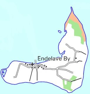 Holder Oje Med Endelave Og Ostkysten Efter Grundstodning Tv2