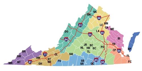 GC360PR Virginia State Park Challenge (Unknown Cache) in Virginia ...