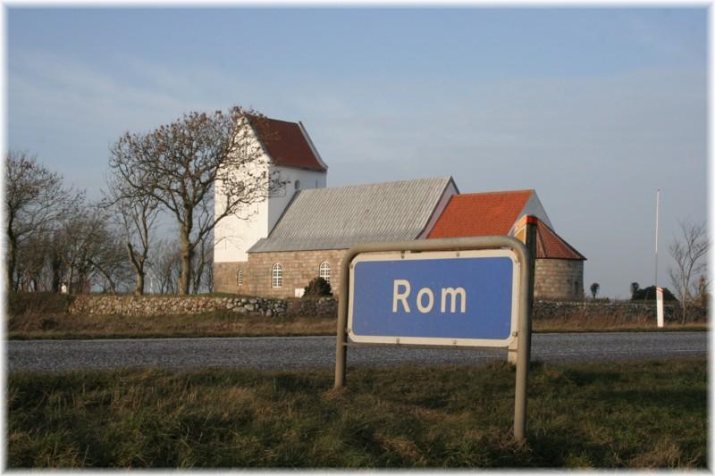 Rom - Midtjylland - Danmark