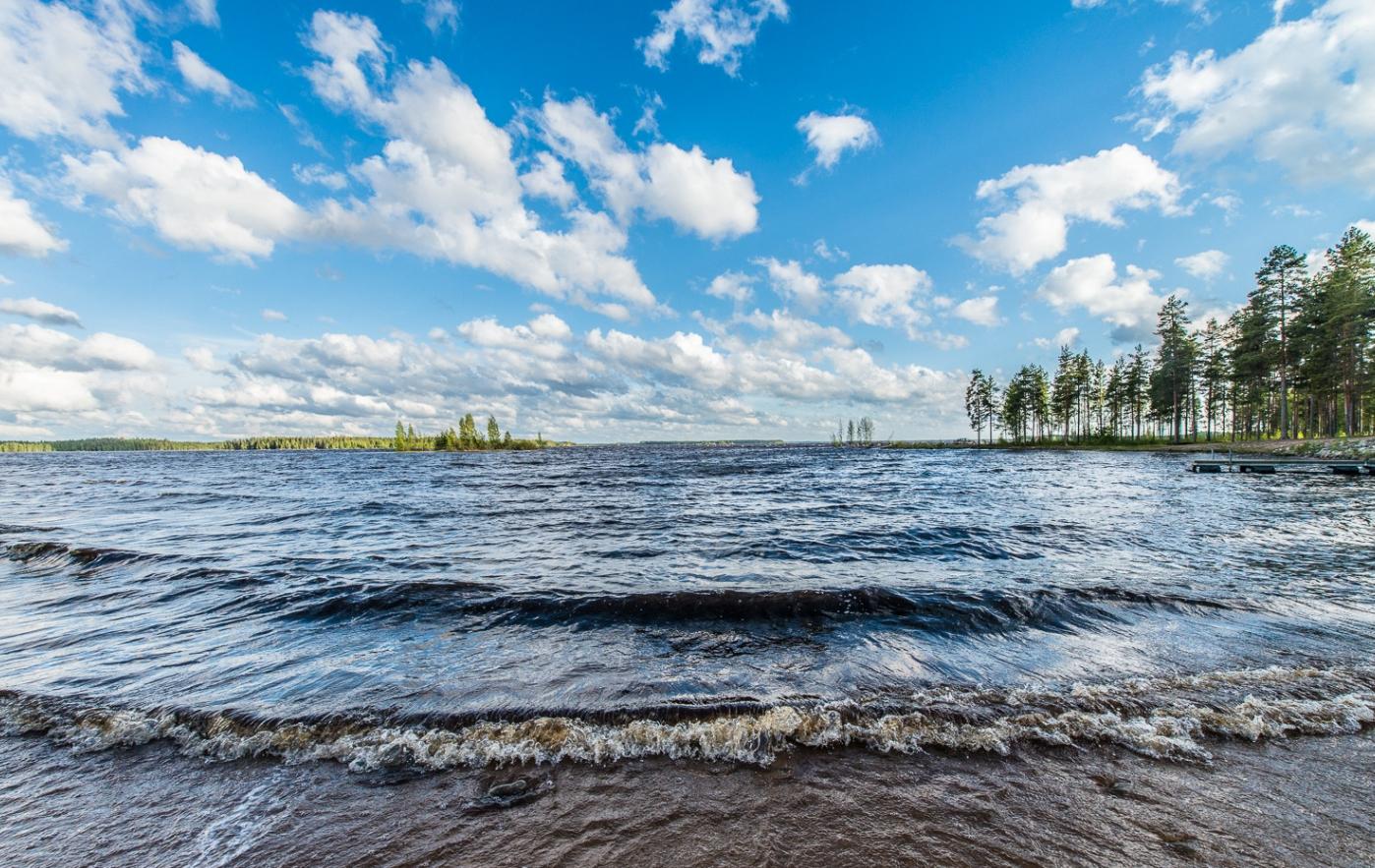 Hirvijärvi - Kuva by Pasi Ahola