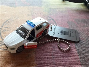 German Emergency Doctor Car