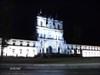 Mosteiro de Alcobaça á noite log image
