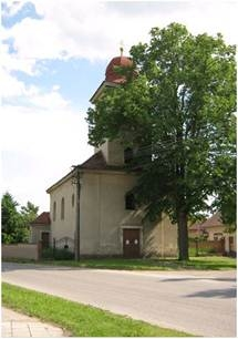 Kostel Praskacka