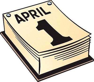 Zum 1. April 20XX