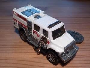 BrushFire Truck 2007