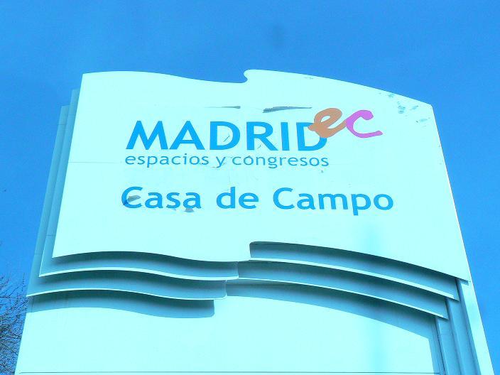 Gc2pdaa madrid casa de campo traditional cache in - Pabellon casa de campo madrid ...