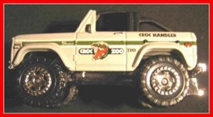 Modell FORD - Bronco 4 x 4
