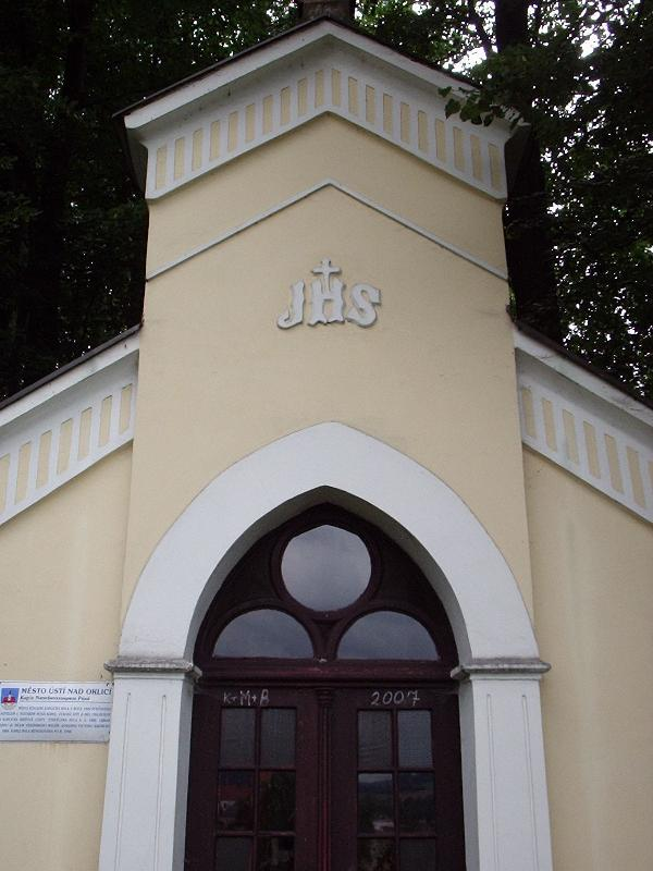 Kaple Nanebevstoupeni Pane
