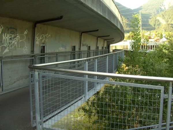 Fahrradbrücke Bürs