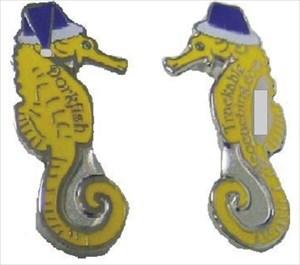 Seahorse Geocoin Dorkfish