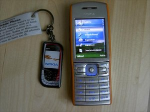 """3mm Mobile phone"" and Nokia E50"