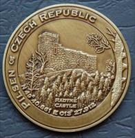 Tereza's Radyne Castle Coin