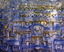 Detail chrámu