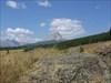 Context shot - Crowsnest Mountain