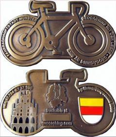 Muenster bike Germany (AG)