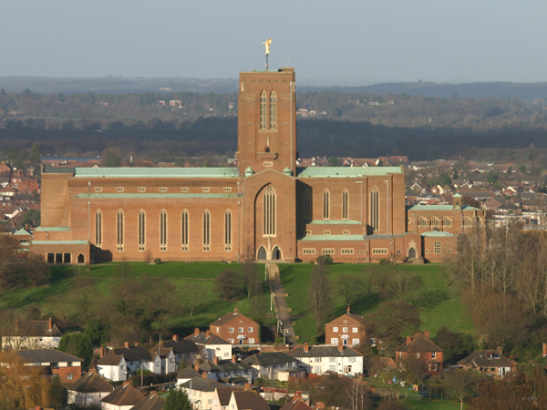 Church of the Holy Spirit, Guildford, Surrey