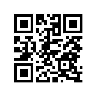 GoSA Website QR Code