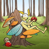 Hidden Creatures: Fairy
