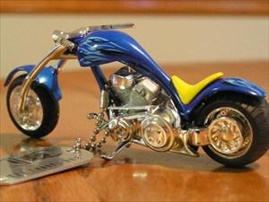 Blue Cruiser