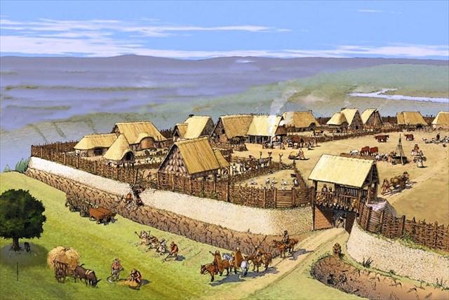 Keltské datovania