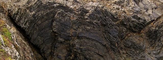gc3q349 felswand im gefaltetem devonischen sandstein earthcache in rheinland pfalz germany. Black Bedroom Furniture Sets. Home Design Ideas
