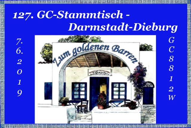 127. GC-Stammtisch Darmstadt-Dieburg