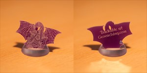 ? - The Oracle Dragon mini