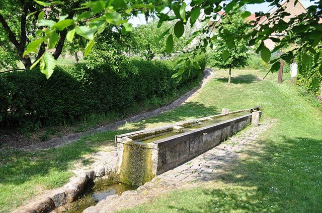 Großbundenbach Waschbrunnen