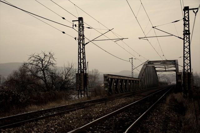 zeleznicny most