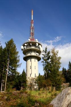 Vysílač na Baráku