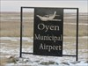 The Airport Sign log image