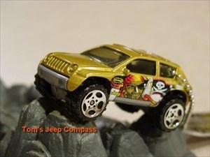 Tom's Jeep Compass