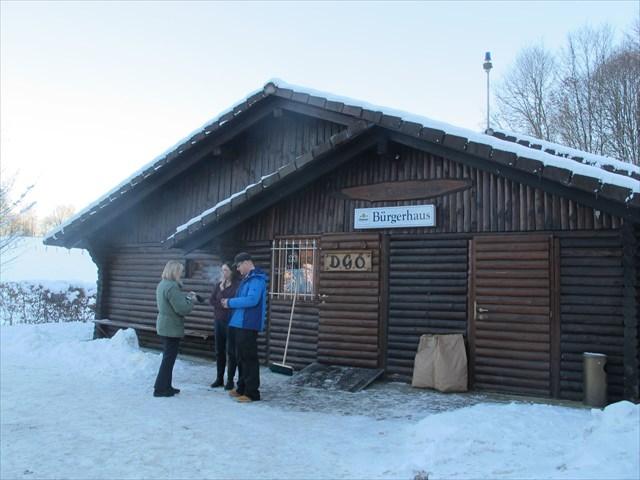 Bürgerhaus Oelgershausen