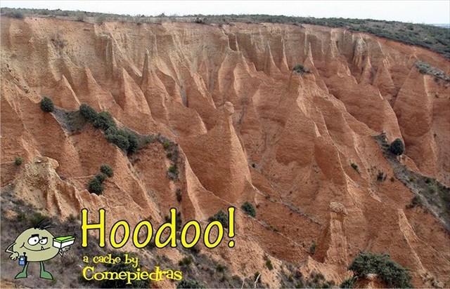 Hoodoo! a cache by Comepiedras