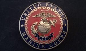 Marines front