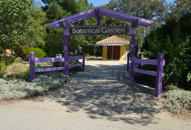 Welcome To SLO Botanical Garden!