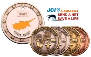 JCI Lemesos (Cyprus) Fights Malaria