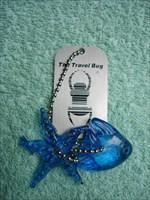 The blue sea travelbug by Fö-Nix