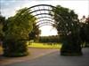 Munich, park log image