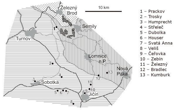 Jicínské vulkanické pole