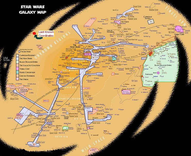 GC1229T Star Wars Episode IV: A New Hope (Unknown Cache) in